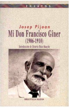 Mi don Francisco Giner (1906-1910)