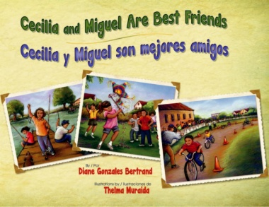 Cecilia and Miguel are best friends = Cecilia y Miguel son mejores amigos