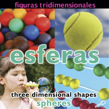Figuras tridimensionales : Esferas = Three dimensional shapes : Spheres