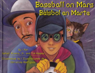 Baseball on Mars = Béisbol en Marte