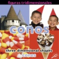 Figuras tridimensionales : Conos = Three dimensional shapes: Cones