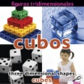 Figuras tridimensionales : Cubos = Three dimensional shapes : Cubes